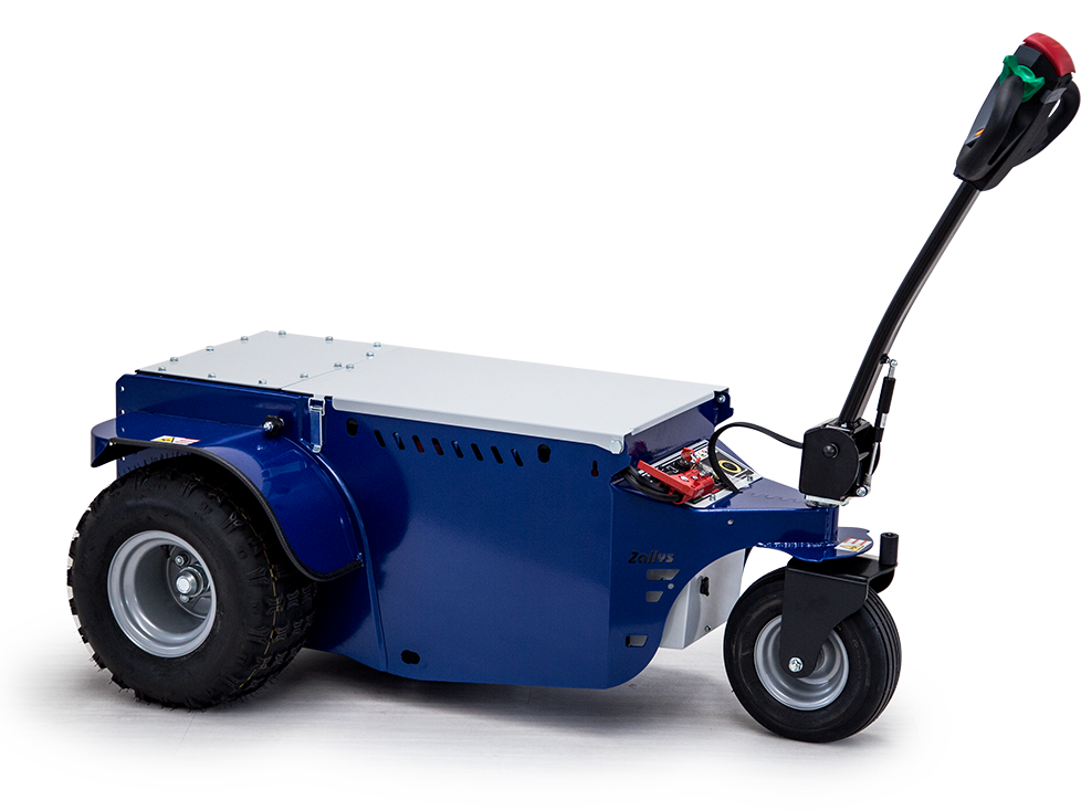 Tractor de arrastre M10