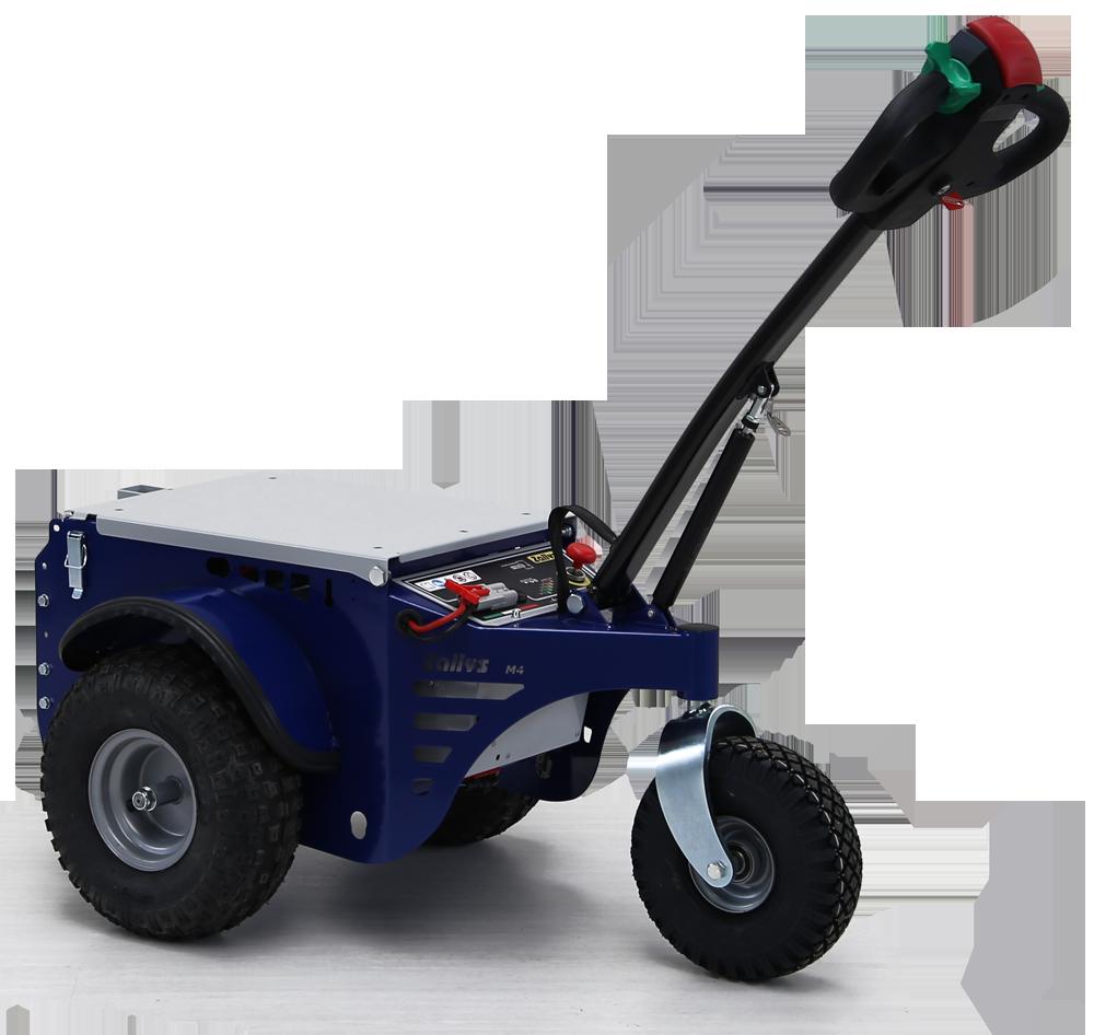 Tractor arrastre M4