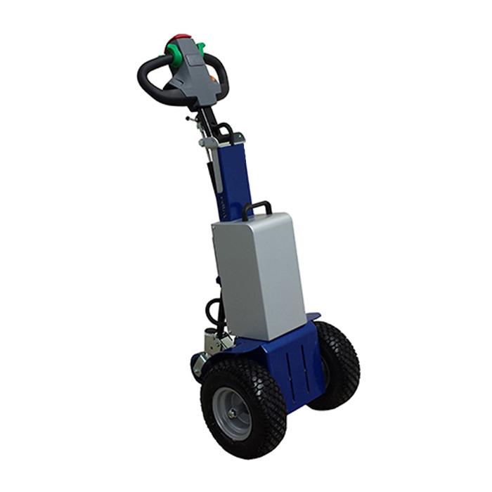 tractor de arrastre M12 con gancho eléctrico